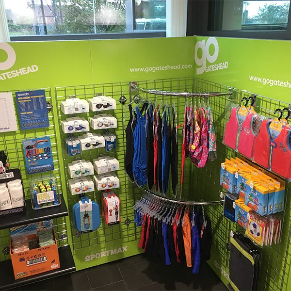 Sportmax - Go Gateshead Display